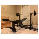 TSA-5758 Weight Bench