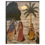 Krishna, Original Art