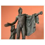 SHOP NOW @ HuntEstateSales.com! Apollo Belvedere, After The Antique, Bronze