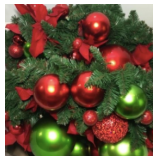 Huge Christmas and Large Decoration Sale