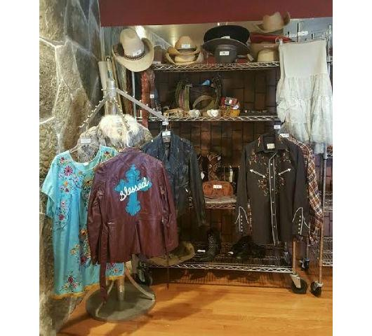 vintage clothing auction