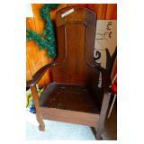 HAll Storage Chair