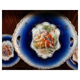 19th Century Porcelain Dessert Set