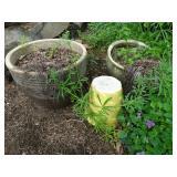 beautiful ceramic planters