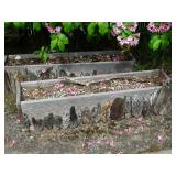 wood planting boxes
