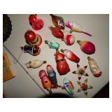 earliest lightbulbs 1890-1910 red riding hood celuloid, milkglass and metal light bulbs