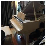 John Lennon Baby Grand Piano