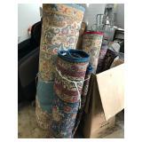Various Persian Rugs