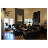 Upscale, Contemporary, Artsy, Designer Estate Sale by James Bean Estate Sales