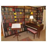 Charming Norman Estate Sale with Good Furniture and Books