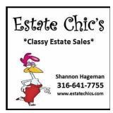 ESTATE CHIC'S Sale