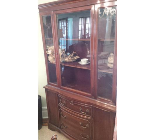 Bloomfield estate sale with furniture and contents by for Chinese kitchen cabinets nj
