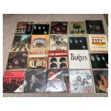 Lots of Rock n Roll Records