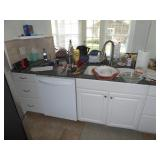 kitchen cabinets & granite tops