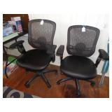 4 of these nice office chairs