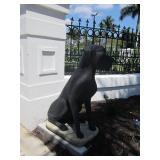 Gate guard dogs - 2