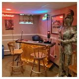 Pink Dog finds bar items, medieval decor, tools in Paramus