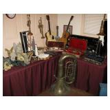 Fantastic Antique Toy, Musical Instrument, and Sundries Sale in Milford, Mi. December 7 from 9-4