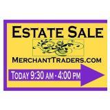 Merchant Traders Estate Sale, Chicago, North Center Neighborhood