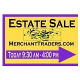 50% OFF! Merchant Traders, Full, 2 Level Home, Garage, Tools, Chicago, Logan Square!