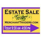 60% Off! Merchant Traders' Unique, Eclectic, Vintage, Collectibles & Decor, Niles