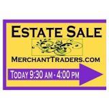 Merchant Traders Estate Sales, Crest Hill, IL
