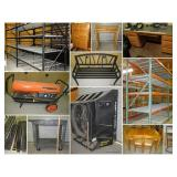 Weatherford Office/Warehouse Liquidation Auction