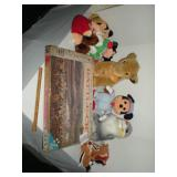Disney plush items