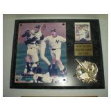 1999 World series plaque