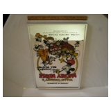 Mickey Mouse and friends mirror