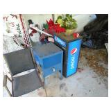 Pepsi coolers