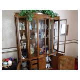 Drexel china cabinet