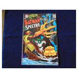 Batman and Spectre comic