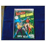 Batman and the Teen Titans Brave and the Bold