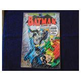 Batman death knock three times