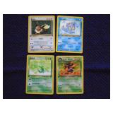 Early Pokemon cards