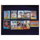 1960s baseball cards