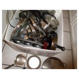 Pots and pans Revere Ware