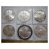 999 fine silver rounds