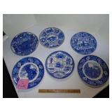 Flow Blue China