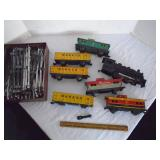 Louis Marx train set