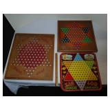 Chinese Checker boards