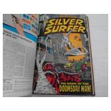 Silver Surfer inside bound volume