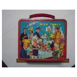 Dick Tracy lunch box
