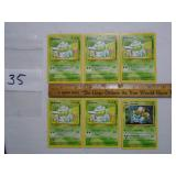 Bulbasaur Pokemon cards