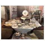 China Colelctions: Limoges, Haviland, Ironstone+++