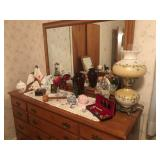 DRESSER AND MIRROR BY STATTON FURNITURE