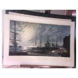 John Stobart limited edition print litho