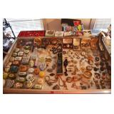 50% Off Sunday!!! Huge Estate Sale- Nonagenarian Lifetime Collector Antiques, Glass, Jewelry & More