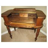 ANTIQUE DESK.. GORGEOUS